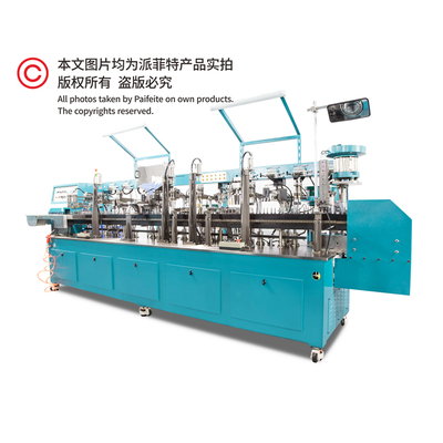 全自动笔帽装配+成品笔套帽装配机 Automatic pen cap assembly+pen cap-on assembly machine