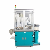 铝电池电极片自动检测机 Aluminum refill battery electrode auto inspection machine